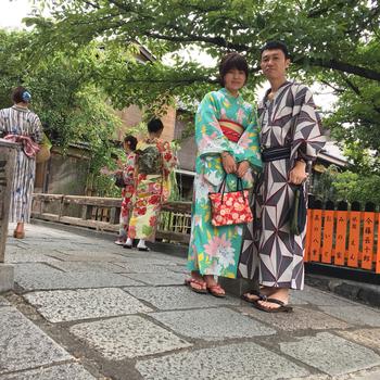 憧れの京都に妻と2人で訪れたい! 吉田町 T.M 様