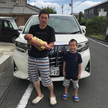 息子と初めての2人旅!ゆったりと遠くに 静岡市 Y.K 様